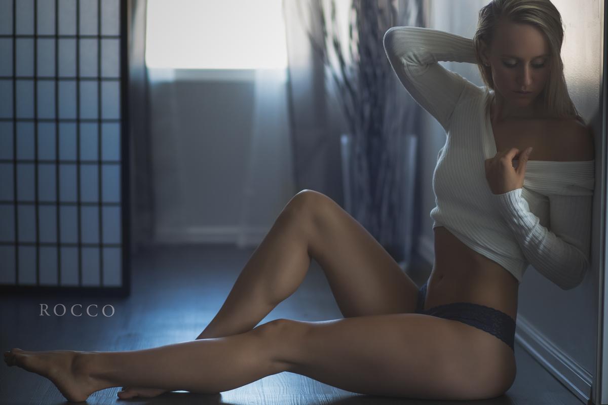 tony rocco boudoir natural light